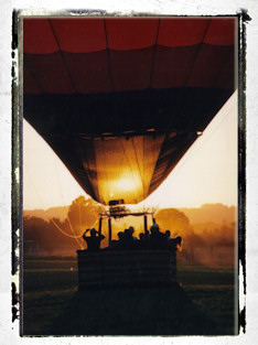 Photo curiousy of Grand Traverse Balloons - Offering Hot Air Balloon Rides in Traverse City